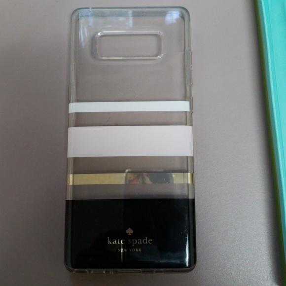 new concept 1e79c a5d3a Kate Spade Galaxy Note 8 case